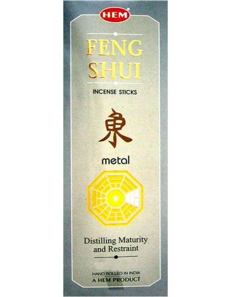 Encens Feng Shui Metal