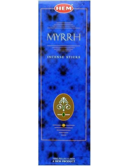 Encens Myrrhe HEM