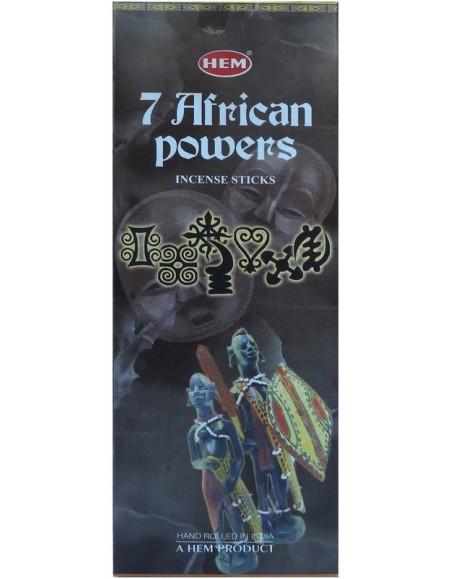 Encens HEM Pouvoirs Africains