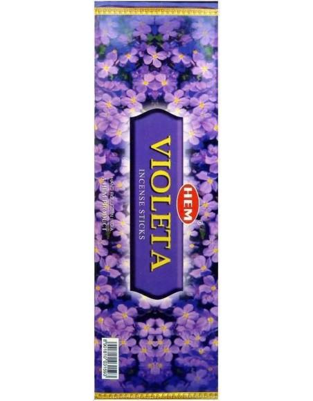 Encens HEM violette