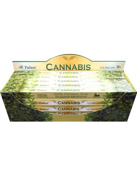 Encens Cannabis TULASI CANNABIS