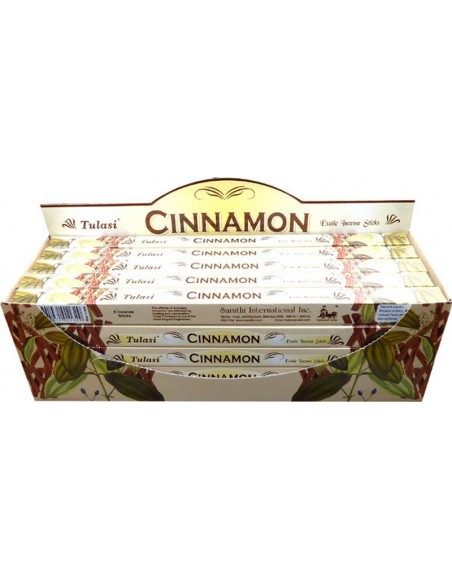 Cinnamon incense TULASI SARATHI