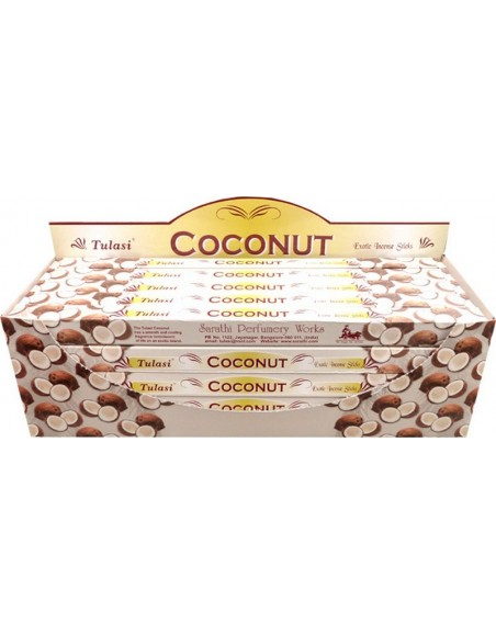 Coconut Incense THULASI SARATHI