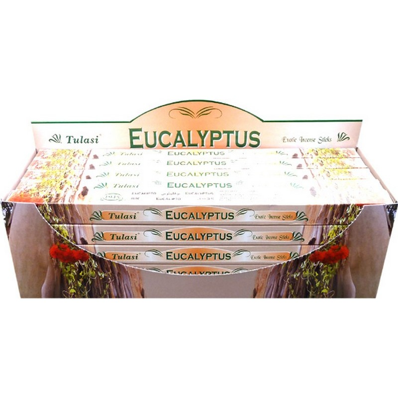 Encens Eucalyptus TULASI SARATHI