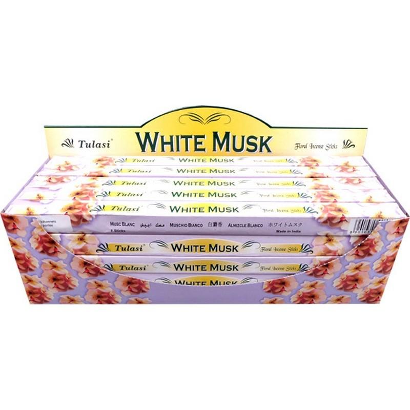 White Musk Incense TUSALI SARATHI