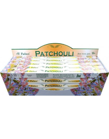 Patchouli incense TULASI SARATHI