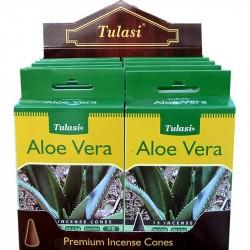 Incense cone Aloe Vera TUSALI SARATHI