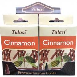 Cinnamon incense cone TULASI SARATHI