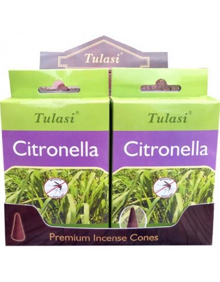 Citronella Incense Cone TULASI SARATHI