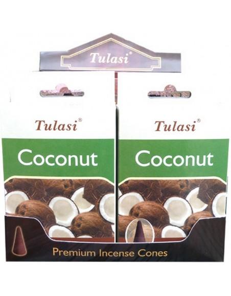 Coconut Incense Cone TUSALI SARATHI