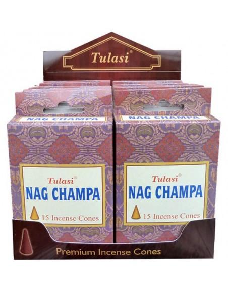 Incense cone Nag Champa TUSALI SARATHI