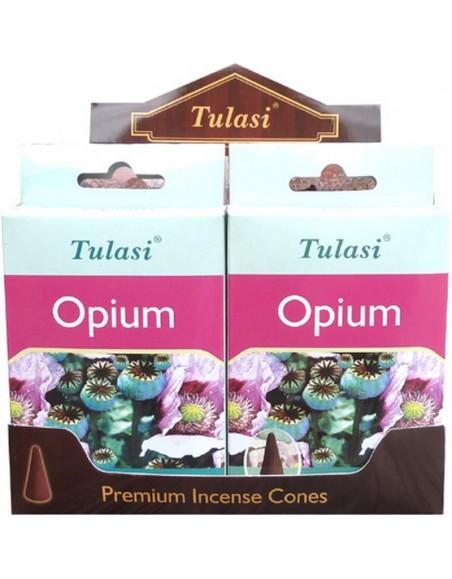 Opium Incense Cone TULASI SARATHI