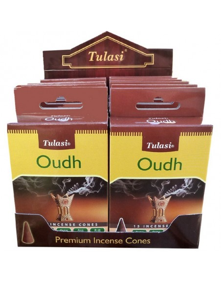 Cône Encens Oudh TULASI SARATHI
