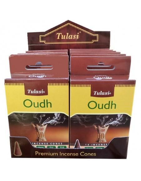 Incense cone Oudh TULASI SARATHI