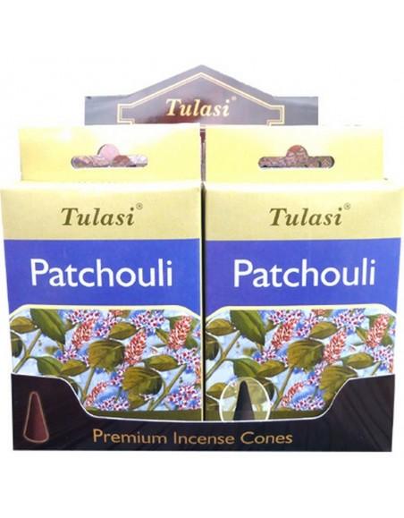 Patchouli Incense Cone TULASI SARATHI