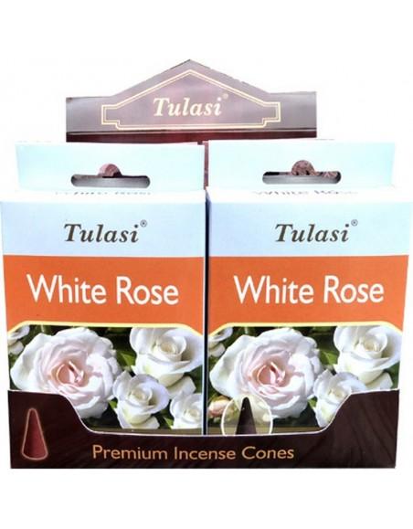 Incense cone Rose TULASI SARATHI