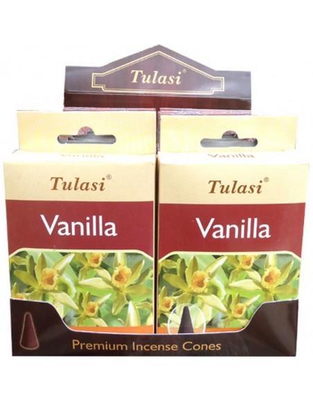 Cone Vanilla Incense TULASI SARATHI