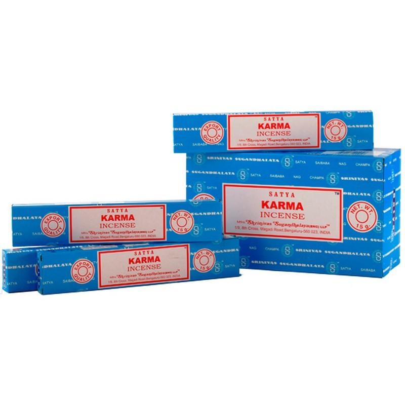 Karma incense SATYA