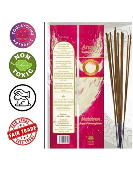 Angel incense Metatron