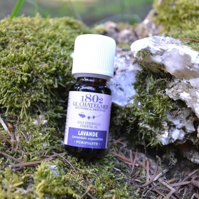 Lavender essential oil LE CHATELARD