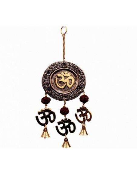 Feng shui avec Rudraksha et symbole OM