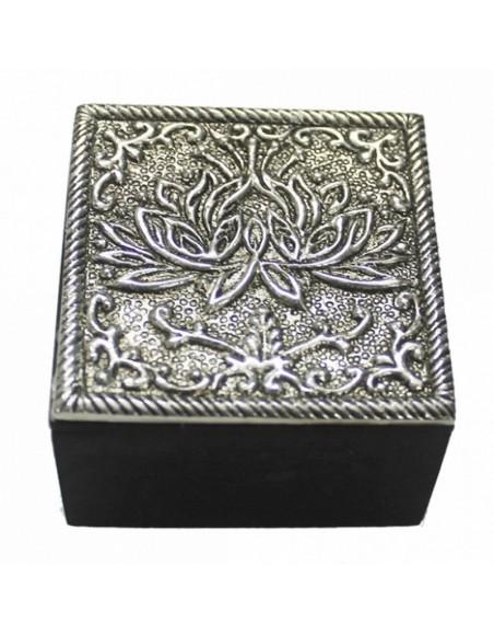 Boîte à bijoux Lotus