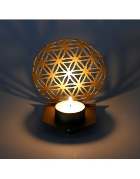 Atmospheric lighting Flower of Life