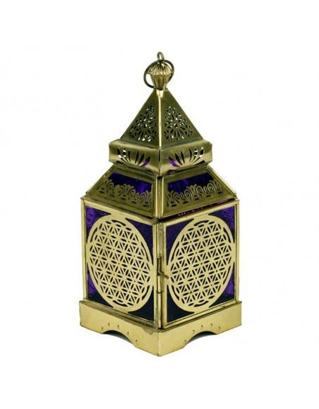 "Oriental Lantern ""Flower of Life"""