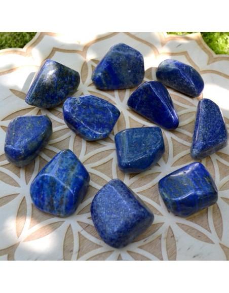 Lapis Lazuli AA - Pierre roulée - 10 à 20 gr
