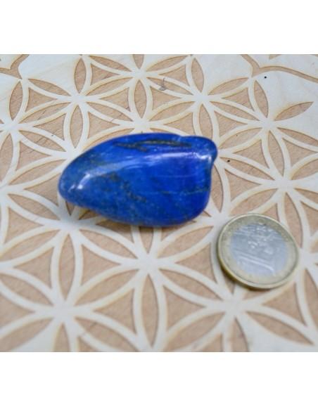 Lapis Lazuli extra - pierre roulée - 36 gr