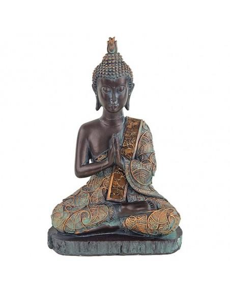 Statuette Bouddha namasté
