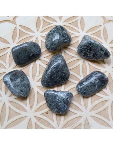 Cordierite Iolite - Pierre roulée - 05 à 15 gr