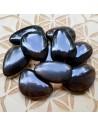 Obsidienne fumée - Galet plat - 10 à 20 gr