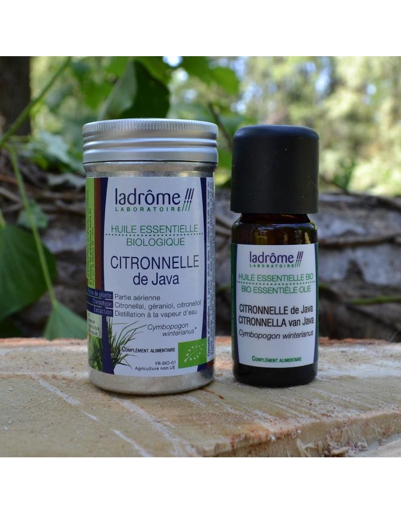 Lemongrass (Java Citronnella) essential oil
