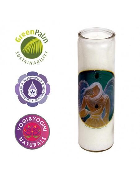 Aromatic Candle Healing Angel Energy