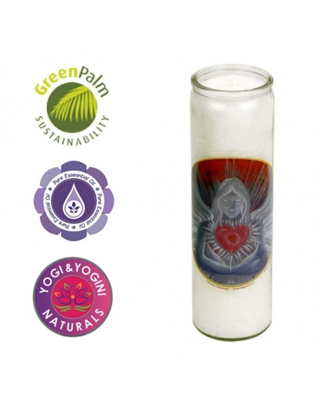 Aromatic Candle Large Angel of Love