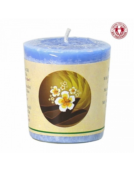 Chill-out scented candle 1001 Nights