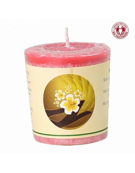 Bougie Chill Out parfumée Harmony - Stearine