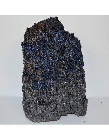 Carborandite irisée forme libre 600 gr