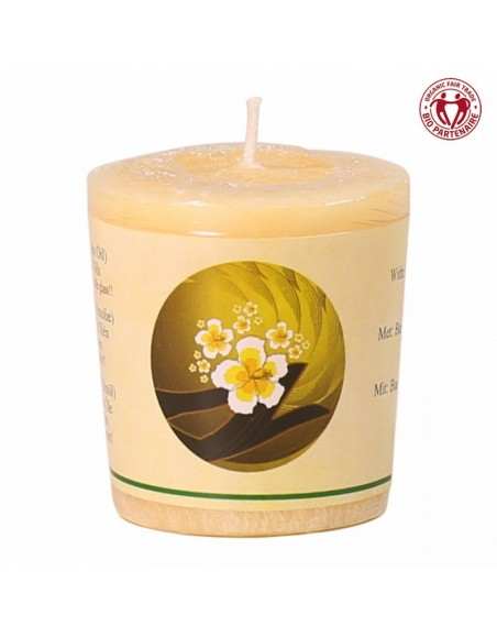 Chill-out scented candle Tuscany stearin