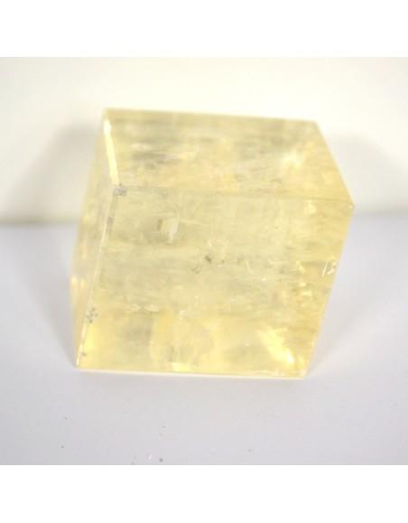 Calcite optique doré - 100 gr