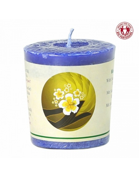 Chill-out scented candle Mountain Air stearin