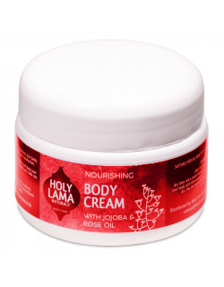Holy Lama Naturals Body Cream
