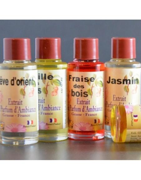 Extrait de parfum de vanille des iles