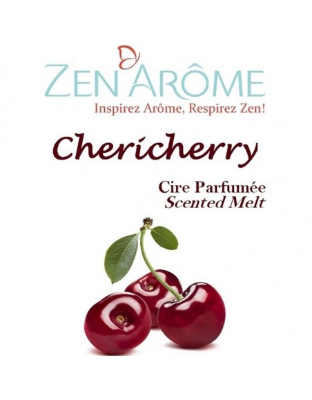 Cire parfumée pour diffuseur CHERICHERRY