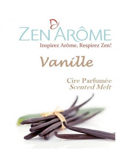 Cire parfumée Vanille pour diffuseur