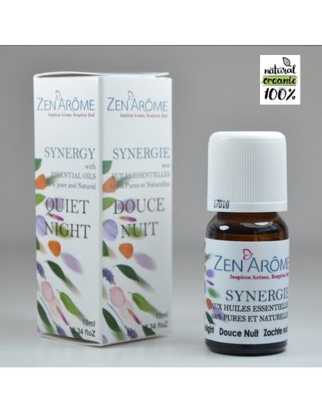 Synergie d'huiles essentielles DOUCE NUIT