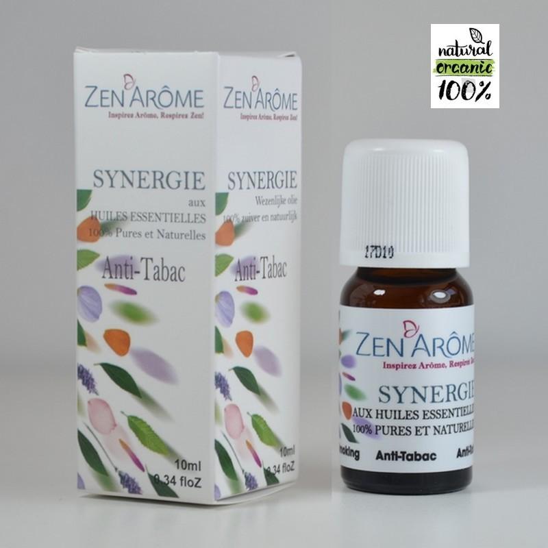 synergie d 39 huiles essentielles anti tabac boutique kementari