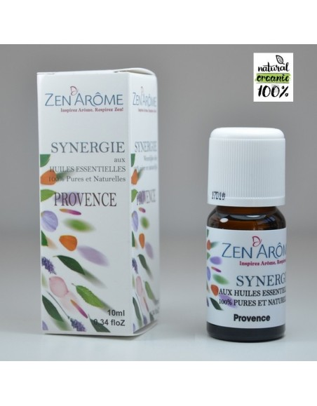Synergie d'huiles essentielles PROVENCE
