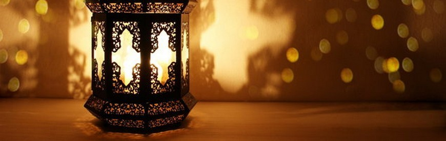 Ambient lighting, lanterns and tealights